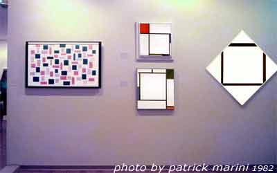 Guggenheim, New York, Mondrian
