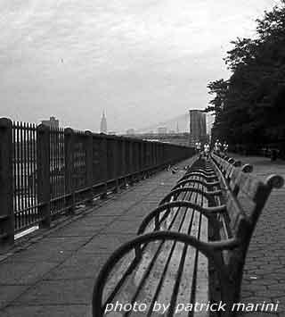 Brooklyn esplanade